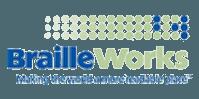 Braille Works Logo