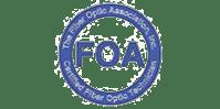 Fiber Optic Association Logo