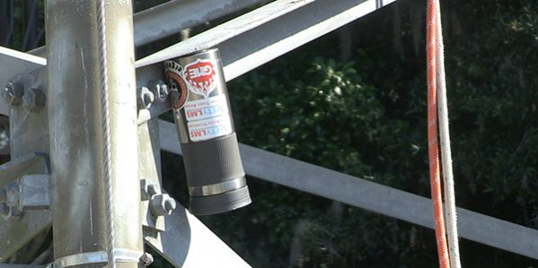 Magnetic Thermos on Tower