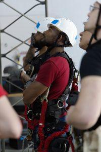 Veteran Receiving Top Quality Tower Technician Training